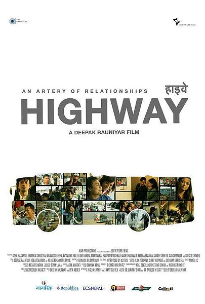 highway nepali movie official poster
